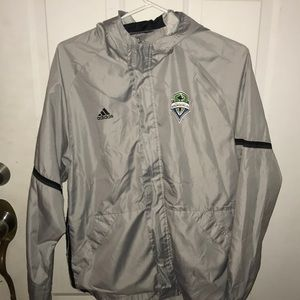 Sounders windbreaker
